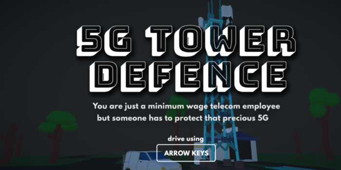 5G Tower Defence